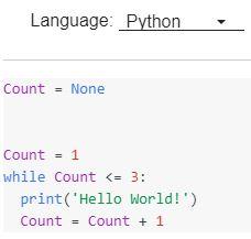 Capture blokly code source