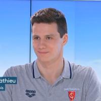 REPORTAGE FR3 :  lundi 12 mars 2018:  Geoffroy MATHIEU
